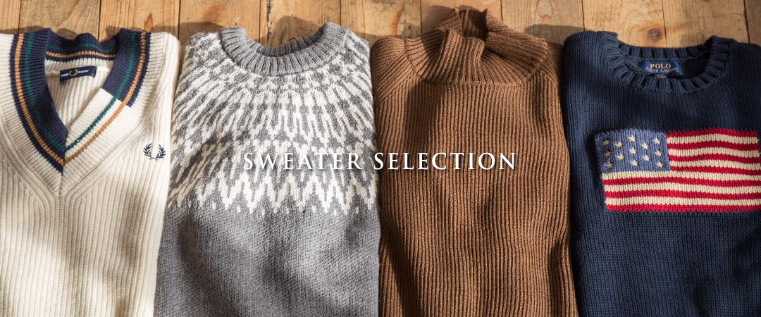 セーター・セレクション